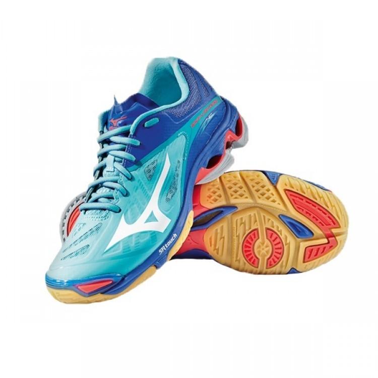 Mizuno Volleybalschoenen Blauw