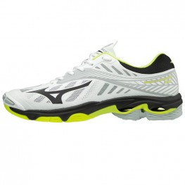Mizuno Wave Lightning Z4 - Mega Deal (wit/zwart/geel)