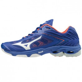 Mizuno Wave Lightning Z5 - Mega Deal (blauw)