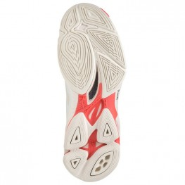 Mizuno Wave Lightning Z6 (snow white/coral)