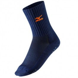 Mizuno Volley Sock Medium - Blauw