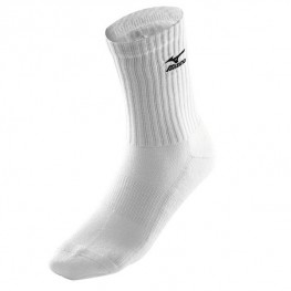Mizuno Volley Sock Medium - Wit