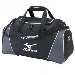 Mizuno Team Medium Holdall - Zwart